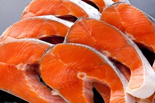鮭に含まれるアスタキサンチン