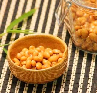 かけろまのきび酢☆酢大豆