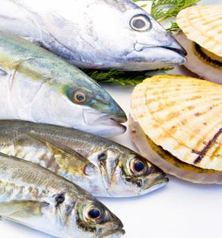 魚の臭み・貝類のヌメリ取り